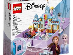 Lego - Disney Princess 43175 - Anna és Elza mesekönyve