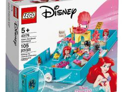 Lego - Disney Princess 43176 - Ariel mesekönyve