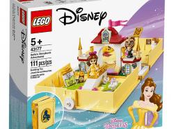 Lego - Disney Princess 43177 - Belle mesekönyve