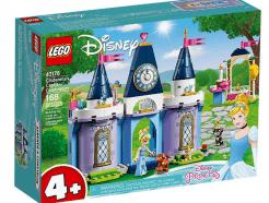 Lego - Disney Princess 43178 - Hamupipőke ünnepe a kastélyban