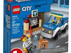 Lego - City 60241 - Kutyás rendőri egység