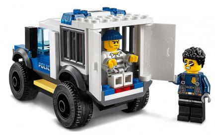 Lego - City 60246 - Rendőrkapitányság