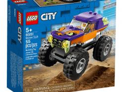 Lego - City 60251 - Óriás-teherautó