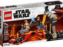 Lego - Star Wars 75269 - Párbaj a Mustafaron