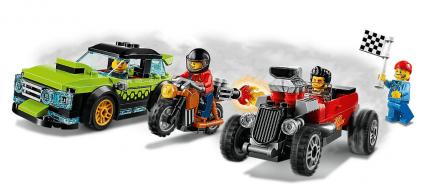 Lego - City 60258 - Szerelőműhely